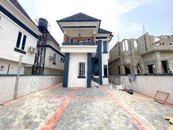 New House Large Compound 5 Bedroom Fully Detached Duplex with Bq, Thomas Estate, Ajah, Lagos, Detached Duplex for Sale
