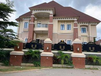 Luxury 7 Bedrooms Detached Duplex with Swimming Pool and a Maids Room, Asokoro District, Abuja, Detached Duplex for Sale