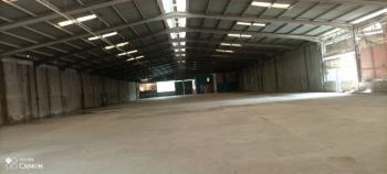 Warehouse Measuring 10,000sqft & 16,000sqft, Oregun, Ikeja, Lagos, Warehouse for Rent