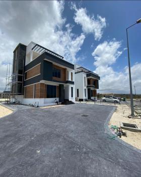Luxury 5 Bedrooms Duplex in a Lifestyle Estate, Cowrie Creek, Ikate Elegushi, Lekki, Lagos, Semi-detached Duplex for Sale