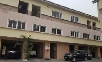 Fully Serviced Newly Renovated 4 Bedrooms Terrace, Off Durosimi Eti, Lekki Phase 1, Lekki, Lagos, Terraced Duplex for Rent