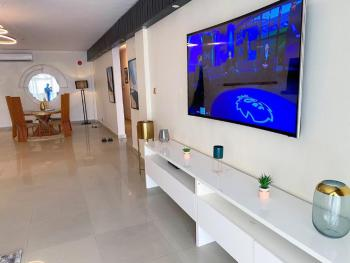 Luxury 3 Bedroom Waterfront Apartment with Pool and Waterfront View, Admiralty Way, Lekki Phase 1, Lekki, Lagos, Flat Short Let
