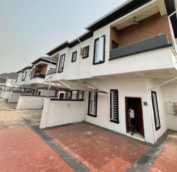 4 Bedrooms Semi Detached Duplex with Bq in a Mini Court, Ikota Estate, Ikota, Lekki, Lagos, Semi-detached Duplex for Rent