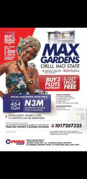 Max Gardens, Max Gardens, Orlu, Orlu, Imo, Mixed-use Land for Sale