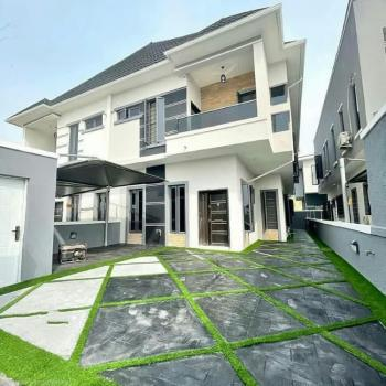 Brand New 4 Bedroom Semi Detached Duplex;, Ikota Villa, Ikota, Lekki, Lagos, Semi-detached Duplex for Sale