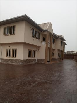 4 Bedroom Terrace Duplex Only 2 in a Compound, Atlantic View Estate New Road / Spg Road Chevron, Lekki Phase 2, Lekki, Lagos, House for Rent