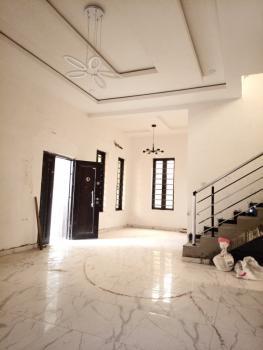 Massive 4 Bedroom Terrace Duplex 24hrs Light, Estate in Orchid Road By Lekki Second Tollgate, Lekki, Lagos, Terraced Duplex for Sale