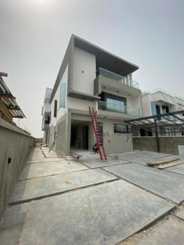 Luxury 5 Bedrooms Fully Detached with Swimming Pool & Bq, Osapa, Lekki, Lagos, Detached Duplex for Sale