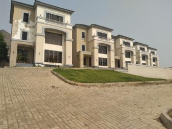 Beautiful 4 Bedroom Terraced Duplex in a Nice Area, Extensions, Asokoro District, Abuja, Semi-detached Duplex for Rent