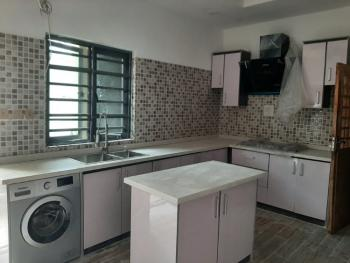 Fitted Spacious Brand New 3 Bedroom Flat Cctv Camera and Inbuilt Speake, Within a Gated Estate Within Blenco Supermarket, Sangotedo, Ajah, Lagos, Flat for Rent