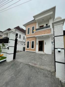 Tastefully Finished 4 Bedrooms Fully Detached House with a Bq, Osapa, Lekki, Lagos, Detached Duplex for Sale