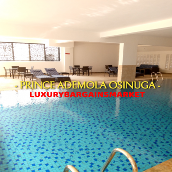 Prince Ademola Osinuga Offers Newly Built 4 Bedroom Apartment!, Parkview, Parkview, Ikoyi, Lagos, Flat for Rent