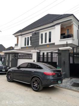 Four Bedroom Semi-detached Duplex with Bq, Chevron Drive, Lekki Phase 2, Lekki, Lagos, Semi-detached Duplex for Rent