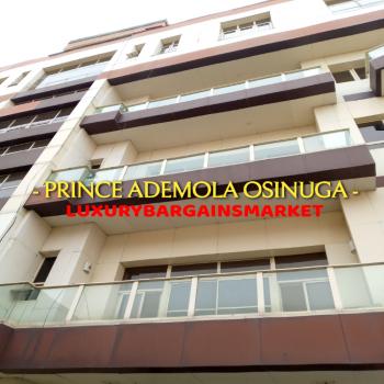 Prince Ademola Osinuga Executive High Ceiling 3 Bedroom Apartment, Parkview, Ikoyi, Lagos, Flat for Rent