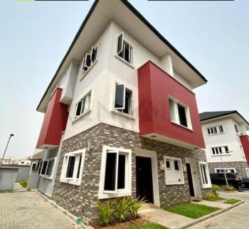 Luxury 4 Bedroom Terrace Duplex with a Bq, Ikate, Lekki, Lagos, Terraced Duplex for Rent