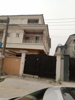 Quick Deal :4-bedroom Semi Detached House with Penthouse, Bq, Nnobi Lane, Ologolo, Lekki, Lagos, Semi-detached Duplex for Sale