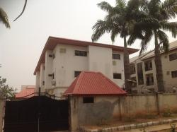 6 Units of 3 Bedroom Serviced Flat with 1 Room Bq Each, Wuse 2, Abuja, Flat for Rent