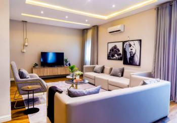 Newly Furnished Luxurious 4 Bedroom Terraced Duplex with Swimming Pool, Ikate, Lekki, Lagos, Terraced Duplex Short Let