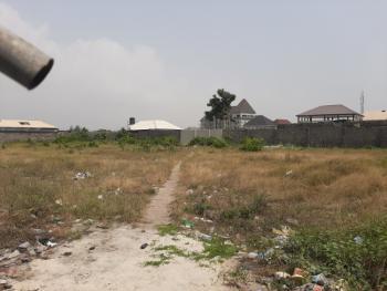Half Plot of Land Available, Buena Vista Estate Phase 2, Orchid Road, Lafiaji, Lekki, Lagos, Residential Land for Sale