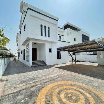 Contemporary Styled 5 Bedroom Fully Detached Duplex with a Room Bq, Pinnoke Beach Estate, Osapa, Lekki, Lagos, Detached Duplex for Sale
