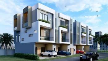 8  Years Payment Plan Offer, Ogombo Road, Lekki Phase 2, Lekki, Lagos, Terraced Duplex for Sale