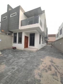 130m  4 Bedroom Detached Duplex with Bq, Lekki Phase 1, Lekki, Lagos, Semi-detached Duplex for Sale