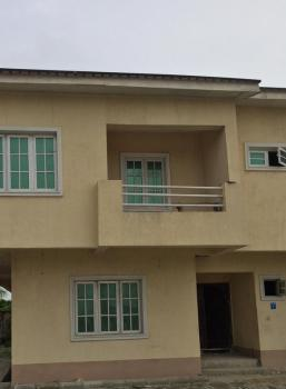 4 Bedrooms Semi Detached Duplex with Bq, Lekki Gardens Estate Phase 5, Ajiwe, Ajah, Lagos, Semi-detached Duplex for Sale