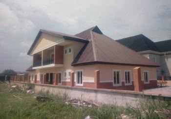 3 Bedrooms Bungalow with Bq + Penthouse, Pearl Gardens Estate, Coker Road, Sangotedo, Ajah, Lagos, Semi-detached Bungalow for Sale