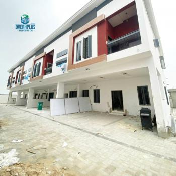 Fully Serviced 4bedroom Terrace Duplex with 24hrs Electricity, Orchid Road Lekki Lagos, Lekki, Lagos, Terraced Duplex for Sale