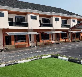 Luxury 4 Bedroom Terrace Duplex with a Room Bq, Ilasan, Ikate Elegushi, Lekki, Lagos, Terraced Duplex for Sale