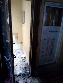 a Brand New Roomself Contained with Balcony, Ebute Metta East, Yaba, Lagos, Self Contained (single Rooms) for Rent
