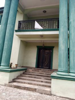 5 Bedrooms with Inbuilt 2 Rooms and Kitchen Bq, Ajao Estate, Isolo, Lagos, Detached Duplex for Sale