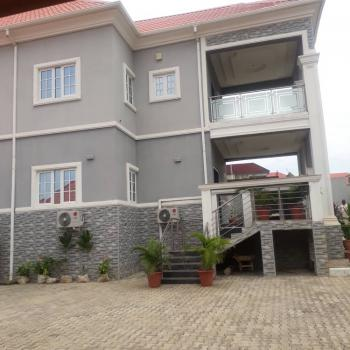 a Massive 4 Bedroom Fully Detached Duplex with 2 Living Room, Kafe Gardens Estate After 69 Road 6th Avenue, Gwarinpa, Abuja, Detached Duplex for Sale