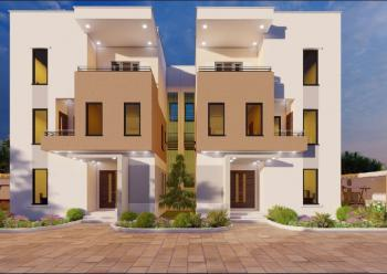 a 4 Bedroom Semi Detached Duplex Estate Plot with C of O, Along Kubwa Express By Effab Metropolis, Karsana North, Karsana, Abuja, Residential Land for Sale