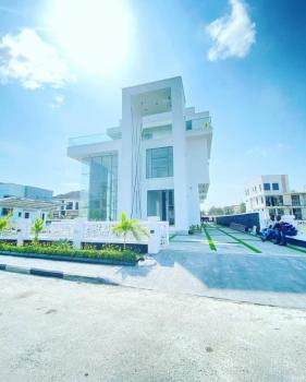 Luxury 5 Bedroom Fully Detached Duplex with 2 Rooms Bq, Osapa, Lekki, Lagos, Detached Duplex for Sale