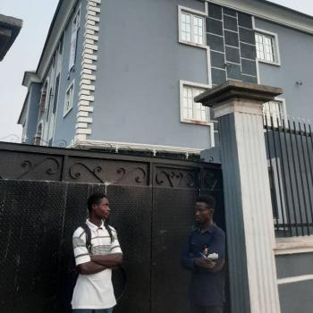 Newly Built 12 Units Spacious 2 Bedroom Flat, Addo Road, Ajah, Lagos, Flat for Rent