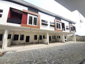 Brand New 3 Bedrooms Ensuite Terraced Duplex, Orchid Hotel Road, Lekki, Lagos, Terraced Duplex for Sale