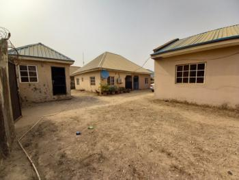 Well Located 2 Units of 1 Bedroom & 1 Unit of 2 Bedroom Bungalows, Apo Resettlement, Apo, Abuja, Detached Bungalow for Sale