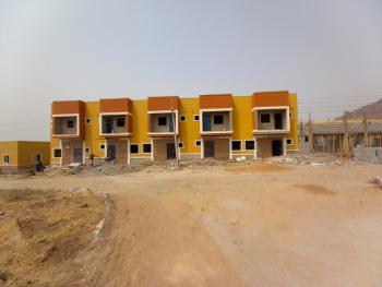 Brand New Luxury 2 Bedrooms Terraced Duplex, By Brick City Estate, Kubwa, Abuja, Terraced Duplex for Sale