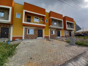 Brand New Luxury 3 Bedrooms Terraced Duplex, By Brick City, Kubwa, Abuja, Terraced Duplex for Sale