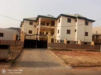 Clean 3 Bedroom Flat with 4 Toilets in a Lovely Area, Family Worship, Wuye, Abuja, Flat for Rent