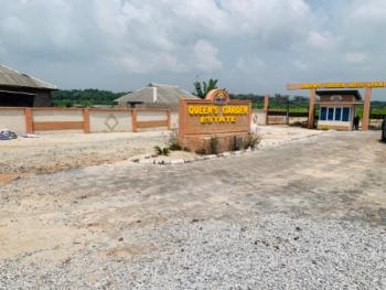 Available Plots of Land in a Prime Exclusive Estate with Good Feature, Queens Garden, Behind Amen Estate Phase 2, Igando, Eleko, Ibeju Lekki, Lagos, Mixed-use Land for Sale