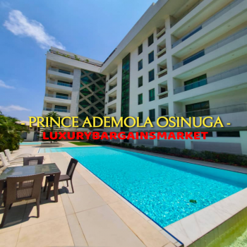 Class Leading Newly Built & Massive 4 Bedroom Apartment, Ikoyi, Lagos, Flat / Apartment for Sale