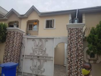Nice 4 Bedroom Duplex, Cornerstone Estate, Alausa, Ikeja, Lagos, Semi-detached Duplex for Sale