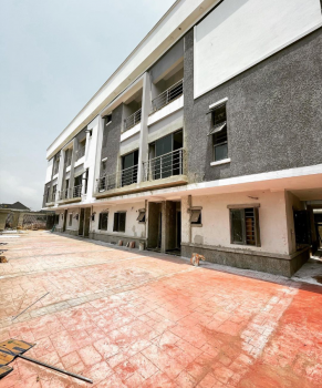 New 4 Bedroom Terrace Duplex, Off Orchid Road, Lekki, Lagos, Terraced Duplex for Sale