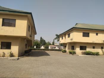 Nice 5 Unit of 4 Bedroom Duplex in a Nice and Secured Location, Asokoro, Asokoro District, Abuja, Semi-detached Duplex for Rent