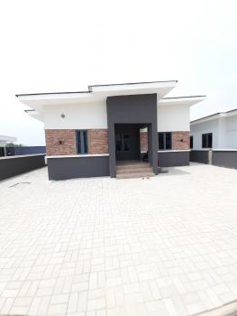 Brand New Luxury 3 Bedroom and a Bq Fully Detached Bungalow and, Abijo, Lekki, Lagos, Terraced Bungalow for Sale