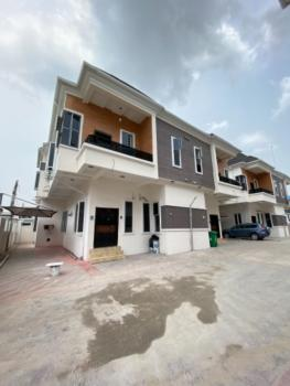 Luxury 4 Bedroom Semi Detached Duplex in a Serviced Estate, Orchid Road, Lekki Phase 2, Lekki, Lagos, Semi-detached Duplex for Rent