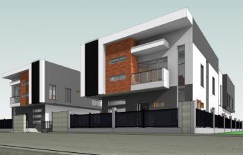Luxury 4 Bedroom Detached Duplex with a Room Bq, Estate, Obanikoro, Shomolu, Lagos, Detached Duplex for Sale