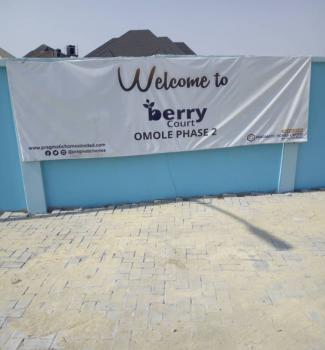 Land, Berry Court, Omole Phase 2 Extension, Magodo, Lagos, Residential Land for Sale